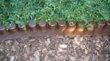 Zvětšit fotografii - Zahradní obrubník, palisáda Happy Grass 4,05m tmavě hnědá