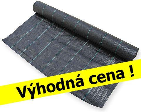 Tkaná mulčovací textilie