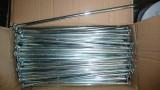 ocelové hřeby - doporučujeme do zpevnělého povrchu