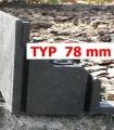 Eko Bord 78 - výška 78mm