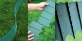 Prima-květináče záhonové obrubníky, trávníkový obrubník, zahradní obrubník plastový, obruby záhonů Prosperplast samozavlažovací plastové venkovní závěsné