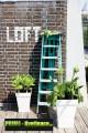 Prima-květináče designový, barevný, hranatý, vysoký, moderní, plastový květináč Elho samozavlažovací plastové venkovní závěsné
