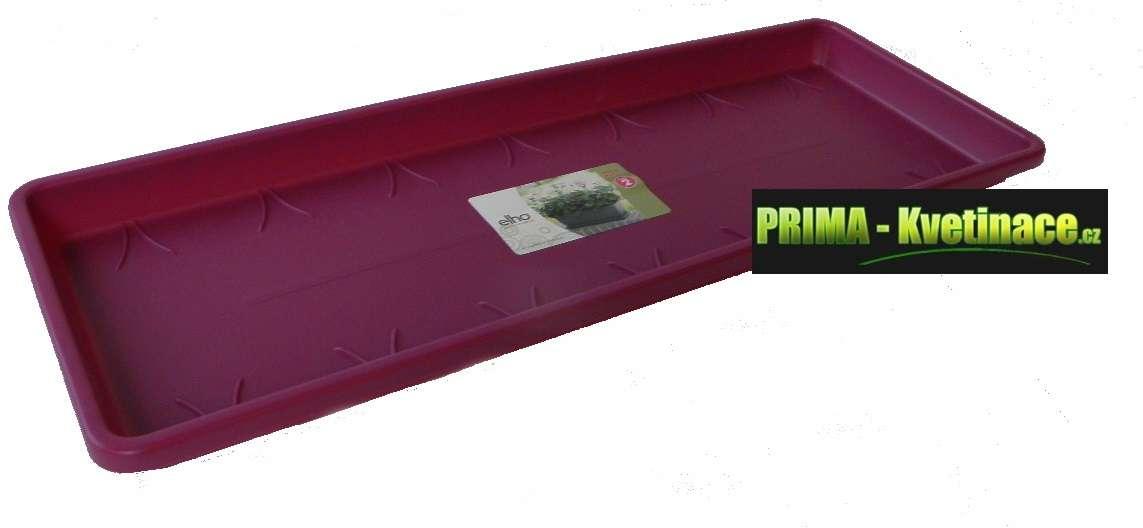 ELHO barevné misky pod truhlíky, plastové, kvalitní od firmy Elho