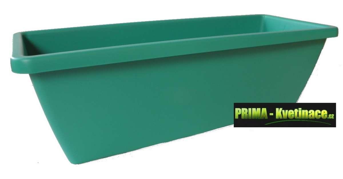 ELHO designový, barevný truhlík se zavlažovacím systém, plastový truhlík, truhlíky