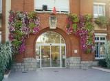 Prima-květináče samozavlažovací květinové nádoby na zeď – moderní, velké půlmísy na zeď, květináče na stěny, nástěnné květníky Green City samozavlažovací plastové venkovní závěsné