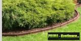 Prima-květináče zahradní, plastový obrubník, palisády, neviditelný okraj trávníku, záhonu, plastové, zahradní obrubníky záhonu, obruba záhonu, český výrobek samozavlažovací plastové venkovní závěsné