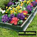 Zahradní obrubník, palisáda 5m tmavě zelená
