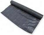 Tkaná mulčovací textilie 1,6 x 100m, 130g/ m2, černá