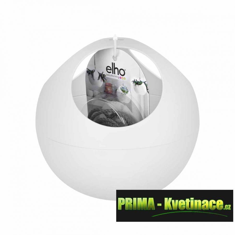 Plastový obal ELHO – moderní designový závěsný obal na květináče