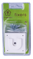 Prima-květináče Úchyty na stěnu Minigarden® pro snadné uchycení květináčů Minigarden® na stěnu samozavlažovací plastové venkovní závěsné