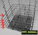 dalším krokem je instalace obvodových drátů