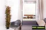 Prima-květináče vertikální květináče Minigarden na pěstování bylin, květin a zeleniny, vertikální zahrada, květníky, mini zahrada, květinové stěny, živé stěny samozavlažovací plastové venkovní závěsné
