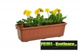 Prima-květináče samozavlažovací truhlíky 60 cm, samozavlažovací květináč, samozavlažovací truhlík samozavlažovací plastové venkovní závěsné