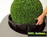 Prima-květináče moderní luxusní nadčasový květináč Degardo samozavlažovací plastové venkovní závěsné