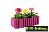 Prima-květináče levný, designový, okrasný obal květinový truhlík, květník, truhlík na květiny, truhlík na parapet samozavlažovací plastové venkovní závěsné
