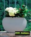 Prima-květináče interiérový, designový, dekorační, květinový truhlík na terasu, balkón nebo parapet, luxusní truhlíky, okrasné plastové truhlíky, moderní črepník samozavlažovací plastové venkovní závěsné