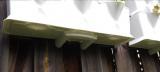 Prima-květináče nástěnná podpěra Minigarden® pro uchycení kaksádových květináčů Minigarden® na stěnu samozavlažovací plastové venkovní závěsné