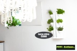 Prima-květináče AKCE - nyní uchycení vertikálních rohových nádob ke stěně ZDARMA ! Minigarden samozavlažovací plastové venkovní závěsné