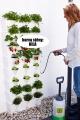 Prima-květináče AKCE - nyní závlaha k živé stěně ZDARMA ! Minigarden samozavlažovací plastové venkovní závěsné
