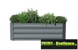 Prima-květináče vyvýšené záhony, ohraničení záhonů, zvýšené záhony samozavlažovací plastové venkovní závěsné