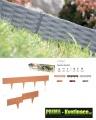 Prima-květináče Obruba záhonu Prosperplast samozavlažovací plastové venkovní závěsné