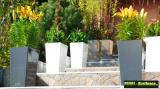 Prima-květináče Samozavlažovací interiérový květináč, venkovní zavlažovací vysoké květináče Plastkom samozavlažovací plastové venkovní závěsné