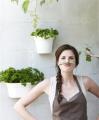 Prima-květináče kvalitní nástěnný květináč, květináče na zeď, stěnu, stěny ELHO samozavlažovací plastové venkovní závěsné