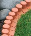 Prima-květináče obrubníky kolem záhonů, trávníkové obrubníky, plastovy obrubnik levne, obruba trávníku Prosperplast samozavlažovací plastové venkovní závěsné