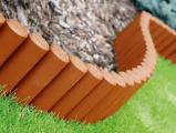 Prima-květináče plastový obrubník, plastové obrubníky, obruba zahonu, obrubníky na záhony Prosperplast samozavlažovací plastové venkovní závěsné
