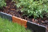 Prima-květináče plastový obrubník, plastové obrubníky, obruba zahonu, obrubníky na záhony BJPlast samozavlažovací plastové venkovní závěsné