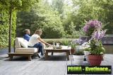 Prima-květináče velký venkovní květináč, velké venkovní květináče, kulaté květináče samozavlažovací plastové venkovní závěsné