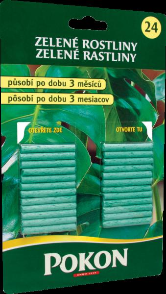 Prima-květináče Účinné tyčinkové hnojivo pro zelené rostliny Pokon samozavlažovací plastové venkovní závěsné