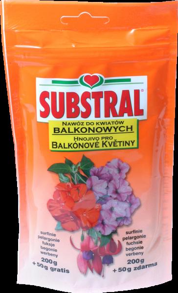 Prima-květináče Rychle účinkující hnojivo na balkónové květiny Substral samozavlažovací plastové venkovní závěsné