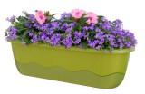 Prima-květináče Samozavlažovací truhlík Mareta 60 Plastia samozavlažovací plastové venkovní závěsné
