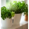 Prima-květináče sada na pěstování bylinek Brussels Herbs - moderní, designový obal určený pro pěstování bylinek, součástí obalu jsou speciální nerezové nůžky, vaše bylinková zahrádka – vaše zdravá výživa! ELHO samozavlažovací plastové venkovní závěsné